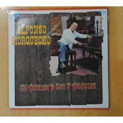 ALFONSO MORQUECHO - REGANDO LA POLILLA - 3 LP