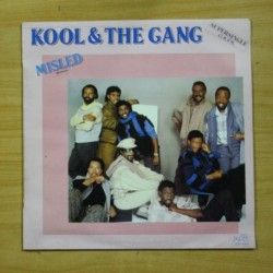 KOOL & THE GANG - MISLED - MAXI