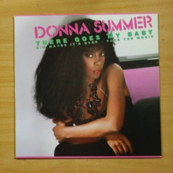 DONNA SUMMER - THERE GOES MY BABY - MAXI