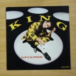 KING - LOVE & PRIDE - MAXI