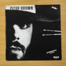 PETER BROWN - BABY GETS HIGH - MAXI