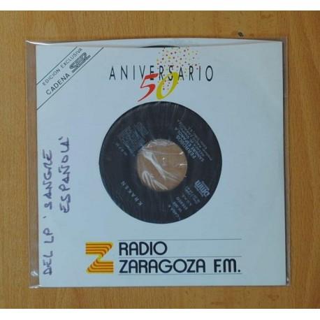 RADIO ZARAGOZA F.M. - 50 ANIVERSARIO - SINGLE