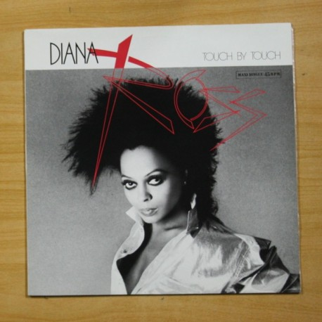 DIANA ROSS - TOUCH BY TOUCH - MAXI