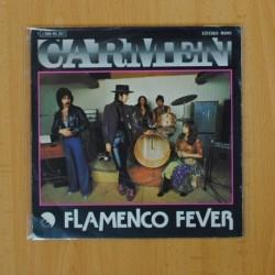 CARMEN - FLAMENCO FEVER / LONELY HOUSE - SINGLE
