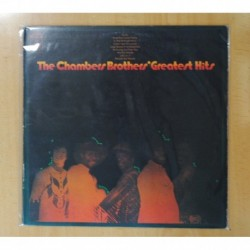 THE CHAMBERS BROTHERS - GREATEST HITS - LP