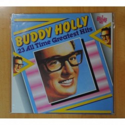 BUDDY HOLLY - 23 ALL TIME GREATEST HITS - 2 LP