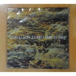 LLUIS LLACH - EL MEU AMIC EL MAR - GATEFOLD - LP