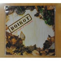 BOIKOT - CON PERDON DE LOS PAYASOS - LP