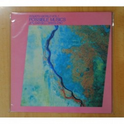 JON HASSELL / BRIAN ENO - FOURTH WORLD VOL. 1 / POSSIBLE MUSICS - LP