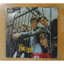 YARDBIRDS - FIVE LIVE - LP
