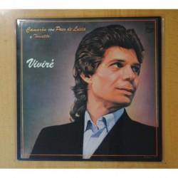 CAMARON CON PACO DE LUCIA Y TOMATITO - VIVIRE - VINILO COLOR - LP