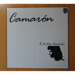 CAMARON - TE LO DICE CAMARON - VINILO COLOR - LP
