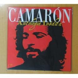 CAMARON - ANTOLOGIA INEDITA - VINILO COLOR - 2 LP
