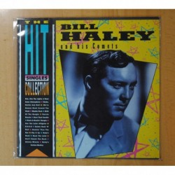 BILL HALEY AND HIS COMETS - THE HIT SINGLES COLLECTION - LP