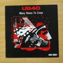 UB40 - MANY RIVERS TO CROSS - MAXI