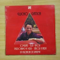 LUCHO GATICA - LUCHO GATICA - LP