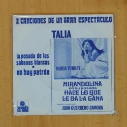NURIA TORRAY - MIRANDOLINA EN SU POSADA / HACE LO QUE LE DA LA GANA - SINGLE