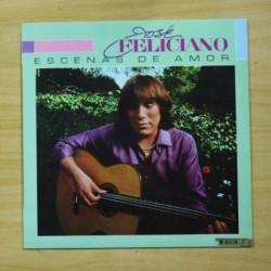 JOSE FELICIANO - ESCENAS DE AMOR - LP