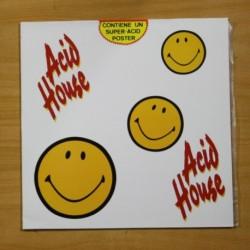 VARIOS - ACID HOUSSE - CONTIENE POSTER - LP