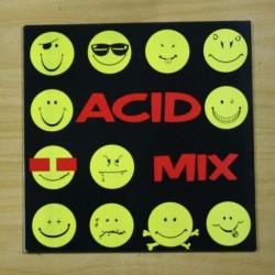 VARIOS - ACID MIX - LP
