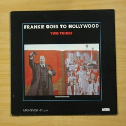 FRANKIE GOES TO HOLLYWOOD - TWO TRIBES - MAXI