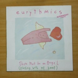 EURYTHMICS - THERE MUST BE AN ANGEL - MAXI