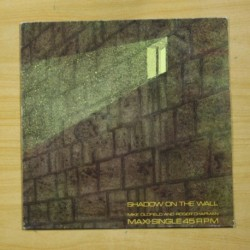 MIKE OLDFIELD / ROGER CHAPMAN - SHADOW ON THE WALL - MAXI