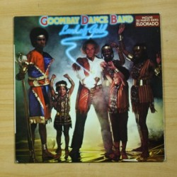GOOMBAY DANCE BAND - LAND OF GOLD - LP