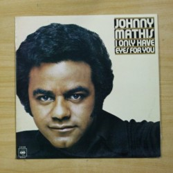 JOHNNY MATHIS - I ONLY HAVE EYES FOR YOU - LP