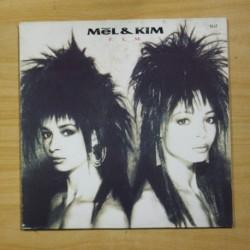 MEL & KIM - F. L. M - LP