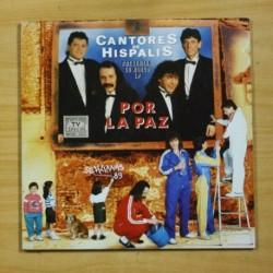CANTORES DE HISPALIS - POR LA PAZ - GATEFOLD - 2 LP