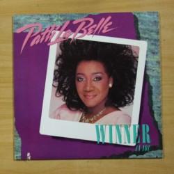 PATTI LABELLE - WINNER IN YOU - LP