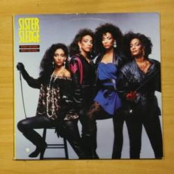 SISTER SLEDGE - WHEN THE BOYS MEET THE GIRLS - LP