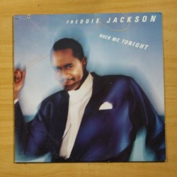 FREDDIE JACKSON - ROCK ME TONIGHT - LP