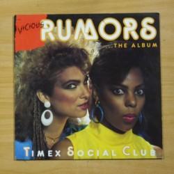 TIMEX SOCIAL CLUB - VICIOUS RUMORS - LP