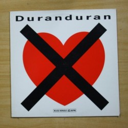 DURAN DURAN - DON´T WANT YOUR LOVE - MAXI