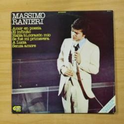 MASSIMO RANIERI - MASSIMO RANIERI - LP