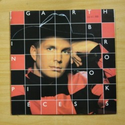 GARTH BROOKS - IN PIECES - LP
