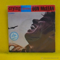 DON MCLEAN - CRYING - SINGLE