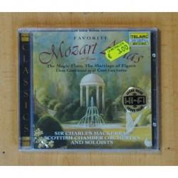MOZART - MAGIC FLUTE - CD