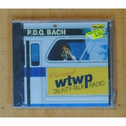 P. D. Q. BACH - CLASSICAL WTWP - CD