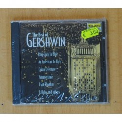 GERSHWIN - THE BEST OF - CD