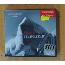 HANDEL - BELSHAZZAR - CD