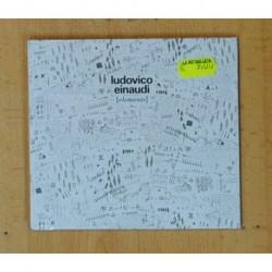 LUDOVICO EINAUDI - ELEMENTS - CD