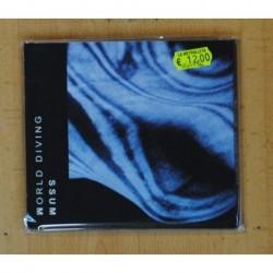 SSUM - WORLD DIVING - CD