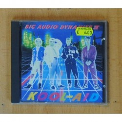 BIG AUDIO DYNAMITE II - KOOL AID - CD