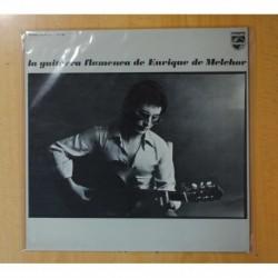 ENRIQUE DE MELCHOR - LA GUITARRA FLAMENCA DE ENRIQUE DE MELCHOR - LP