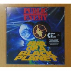 PUBLIC ENEMY - FEAR OF A BLACK PLANET - LP