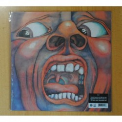 KING CRIMSON - IN THE COURT OF THE CRIMSON KING / AN OBSERVATION BY KING CRIMSON - LP