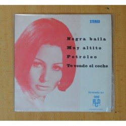 ORQUESTA FANTASIA Y NARBO - NEGRA BAILA + 3 - EP